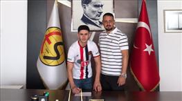 Eskişehirspor, Tolga Yakut ile uzattı