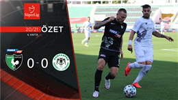 ÖZET | Y. Denizlispor 0-0 İH Konyaspor