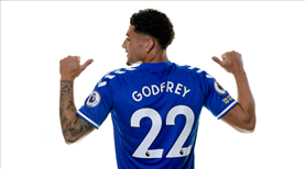 Everton, Godfrey'i açıkladı