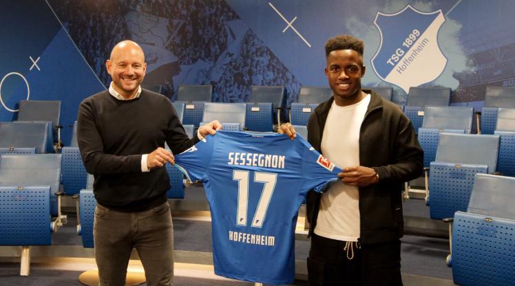 Hoffenheim, Sessegnon'u kiraladı