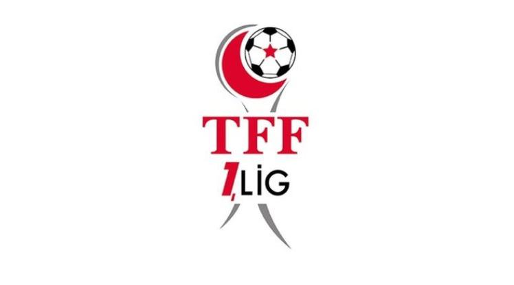 TFF 1. Lig'de 5 haftanın programı netleşti