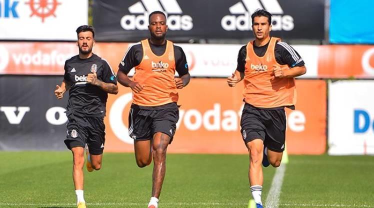 Beşiktaş hazırlıklarına başladı