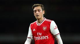 Mesut Özil UEFA Avrupa Ligi kadrosuna alınmadı