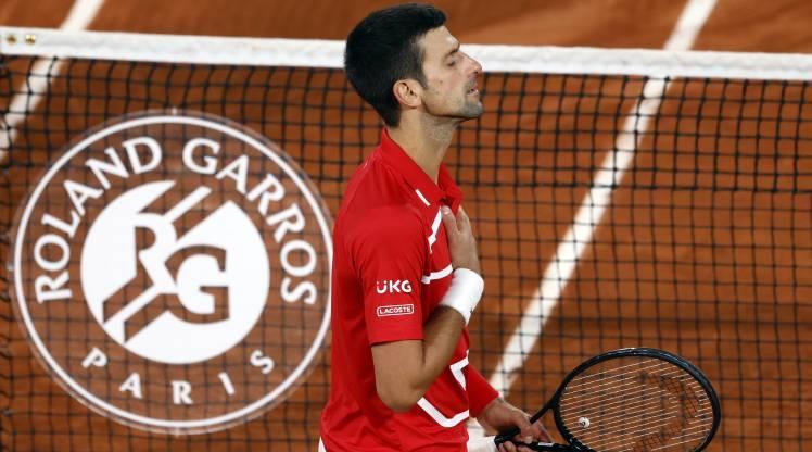Fransa Açık'ta finalin adı Djokovic-Nadal