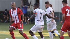 Antalyaspor ve Denizlispor berabere kaldı