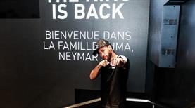 Neymar'dan dev sponsorluk anlaşması