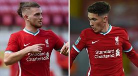 Liverpool iki oyuncusunu kiralık yolladı