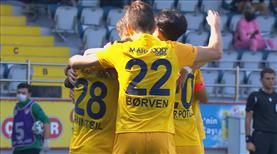 VİDEO | Rize'de gol perdesi erken açıldı