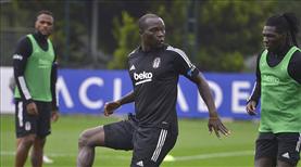 Beşiktaş pas çalıştı