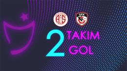 Bir Antalyaspor'dan, bir de Gaziantep FK'dan