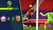ÖZET   Lille 4-0 Lens