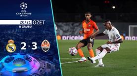 ÖZET | Real Madrid 2-3 Shakhtar