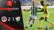 ÖZET | Menemenspor 2-1 Bursaspor