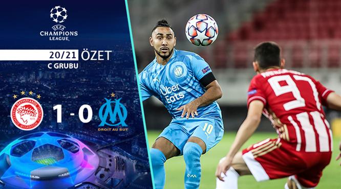 ÖZET | Olympiakos 1-0 Marsilya