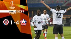 ÖZET | Sparta Prag 1-4 Lille