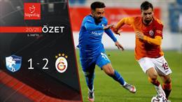 ÖZET | BB Erzurumspor 1-2 Galatasaray