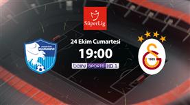 Erzurum'da ilk 11'ler belli oldu