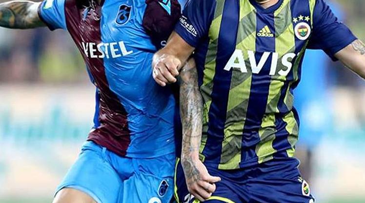 Fenerbahçe - Trabzonspor maçına doğru
