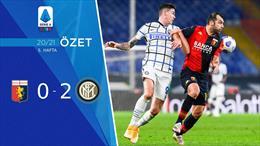ÖZET | Genoa 0-2 Inter