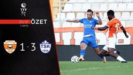 ÖZET   Adanaspor 1-3 Tuzlaspor