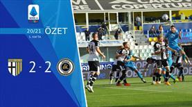 ÖZET   Parma 2-2 Spezia