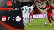 ÖZET | DG Sivasspor 0-2 Ç. Rizespor