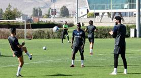 Kayserispor'da futbolculara risk analizi testi