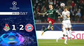 ÖZET   Lokomativ Moskova 1-2 Bayern Münih