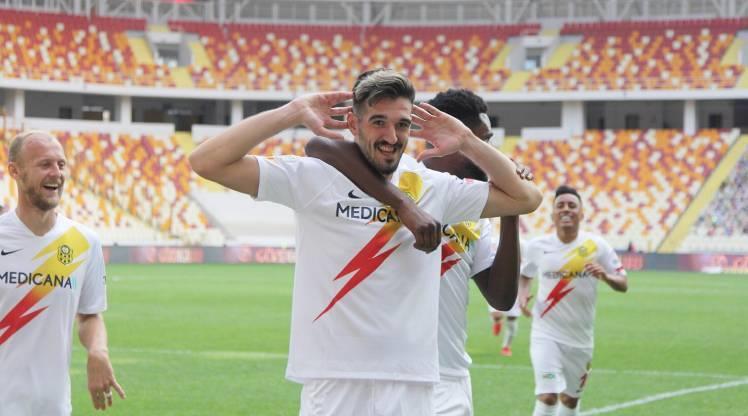 Yeni Malatyaspor'un hasreti sona erdi
