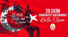 Galatasaray'dan 29 Ekim paylaşımı