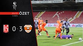 ÖZET | Balıkesirspor 0-3 Adanaspor