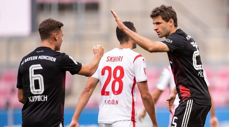 Bayern ve Dortmund deplasmanda kazandı