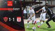 ÖZET | A. Hatayspor 1-1 DG Sivasspor