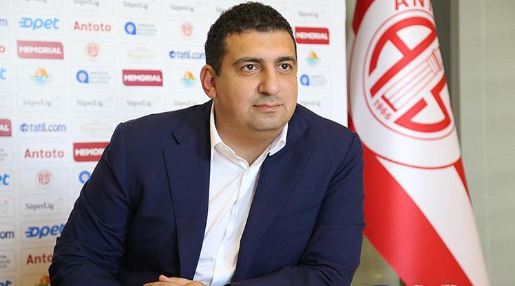 Başkan Öztürk'ten teknik direktör açıklaması
