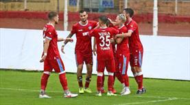 Adana Demirspor zorlanmadan turladı