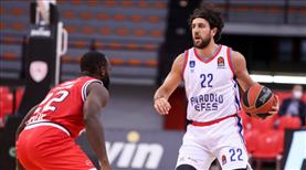 Anadolu Efes, Maccabi'yi ağırlayacak