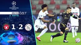 ÖZET | Midtjylland 1-2 Ajax