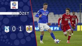 ÖZET | Cardiff City 0-1 Bristol City