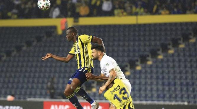 Fenerbahçe-İH Konyaspor maçının notları