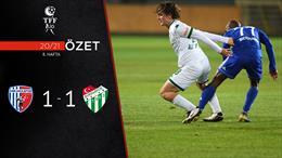 ÖZET | Ankaraspor 1-1 Bursaspor