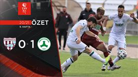 ÖZET | RH Bandırmaspor 0-1 Giresunspor