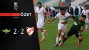 ÖZET | Akhisarspor 2-2 Boluspor