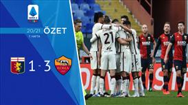 ÖZET | Genoa 1-3 Roma