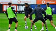 Beşiktaş'ta Başakşehir maçı hazırlıkları