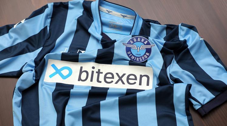 Adana Demirspor'a forma sponsoru