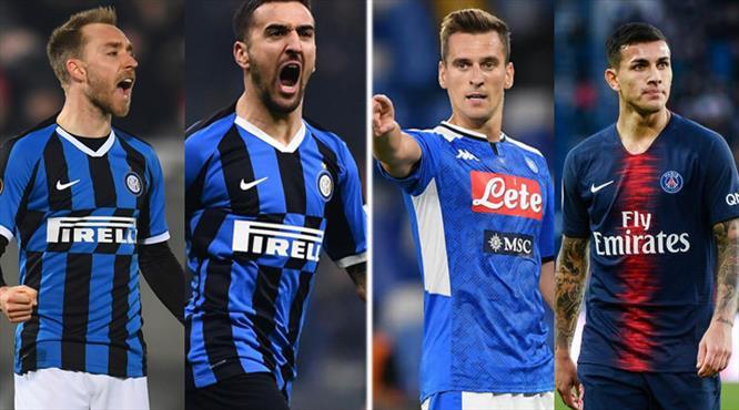 """""""Inter herkesi takas ediyor"""""""