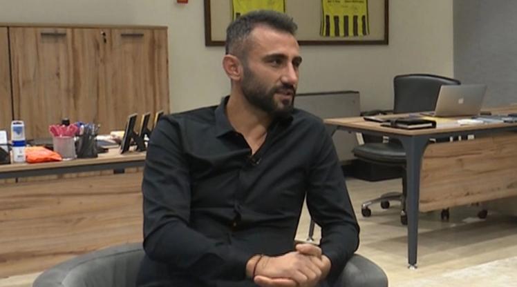 """""""Fenerbahçe'de çalışmak büyük bir şeref"""""""