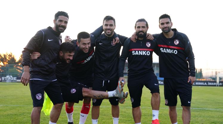 Gaziantep FK seriyi sürdürme peşinde