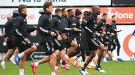 Beşiktaş'ta Başakşehir maçı öncesi 7 eksik