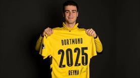 Dortmund Reyna'nın sözleşmesini yeniledi